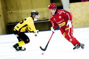 Jesper Bryngelsson får förlita sig på sin