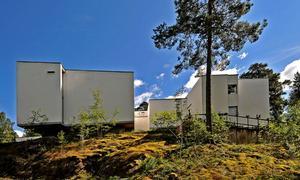 Sankt Davidsgården, retreatgård för Västerås stift stod klar1962,