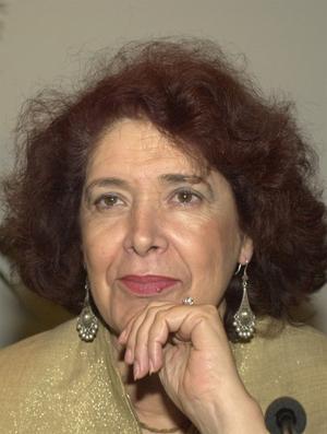 Kommer. Assia Djebar, de senaste åren ett återkommande namn i Nobelprisspekulationerna, kommer till Waltic. Foto: Bernd Kammerer/Scanpix