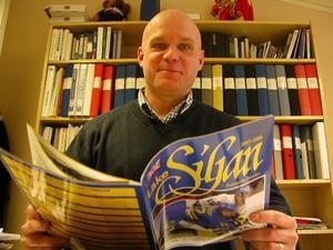 Inga turister. Efter tio år som marknadschef på Siljan Turism slutar Lasse Liljegren och satsar på egen - än så länge hemlig - verksamhet. Foto:KatarinaCham/arkiv
