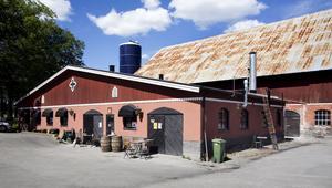 Grythyttan whiskydestilleri i Lillkyrka