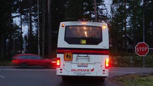 Sen kvällsbuss till Siljansnäs står högt på önskelistan. Foto:ArkivFotomontage