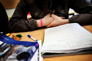 I dag utreds högstadieelevers resultat flitigt, men för att kunna möta elevernas svårigheter anser Skolinspektionen att uppföljningsarbetet måste börja tidigare.Foto: Ingvar Karmhed/SvD/SCANPIX