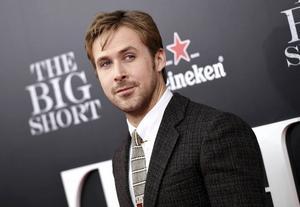 Ryan Gosling spelar en av huvudrollerna i uppföljaren till