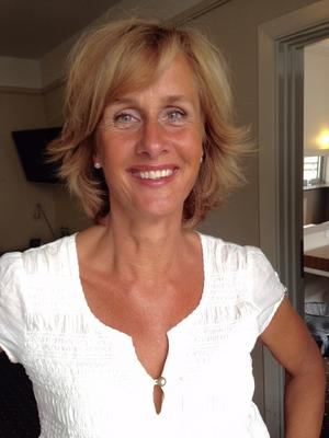 Eva Lignell, verksamhetsledare i Dalarnas Idrottsförbund