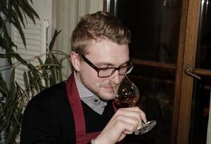 Martin Appelgren hör till Munskänkarnas yngre medlemmar.