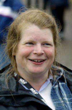 Helen Löfblad, 40 år, veterinär från Kovland: Finns det något hemskt med semester? Ska vara att den är för kort.