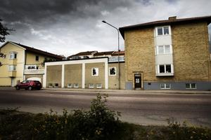I de delar av postens gamla lokaler som vetter ut mot hamnen ska det bli nya lägenheter.