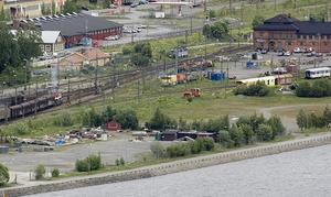 Storsjö Strand.