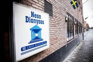 Neon Dionysos, grekisk restaurang i Östersund.