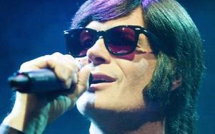 Johhny Duvert som Roy Orbison. Otroligt bra! Foto:
