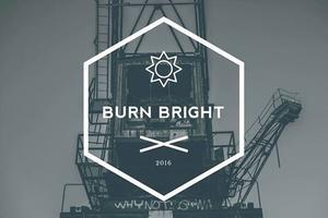 Alternativrockbandet Burn Bright från Gävle gör sitt första gig på Racken.