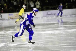 Robin Öhrlund laddar för sin andra säsong i Vänersborg.
