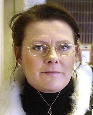 Anita Wallin Wiberg.