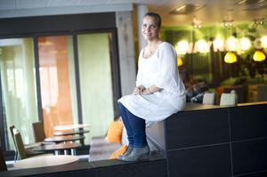 Sofia Norgren är ny ordförande för Dalarnas Författarförbund som har cirka 100 medlemmar.
