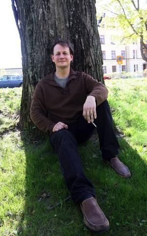 Carl Schlyter toppar Miljöpartiets lista i valet till Europaparlamentet.