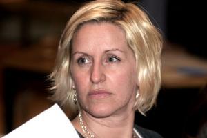 Karin Snell från Jättendal klev direkt in i styrelsen för Nordanstisg företagarföreing. Till vardags driver hon en egen besöksanläggning och jobbar som trädgårdskonsult