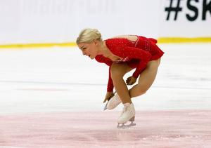 Viktoria Helgesson.