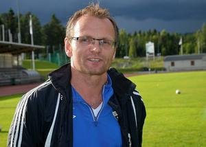 Sportchefen Kenneth Kile.