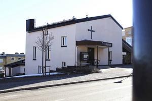 Pingstkyrkan i Timrå.