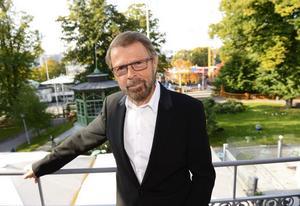 Björn Ulvaeus är inblandad både ekonomiskt och idémässigt i Abba-museet.