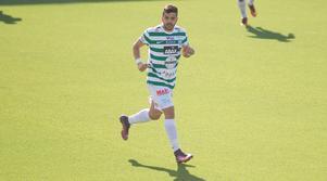 Felipe, vänsterfotad högerforward, provspelare från Håbo FF: