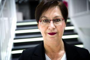 Anna Hagwall från Rättvik.