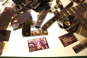 """""""Work in progress"""". Filmaren, författaren och bildskaparen har många uppslag på gång."""