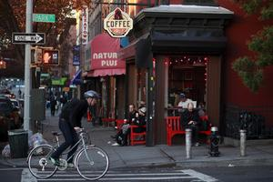 Park Slope har valts ut till månadens stad.