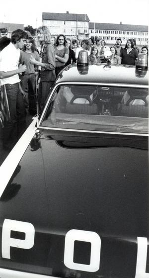 Raggare, 28 juli 1975.