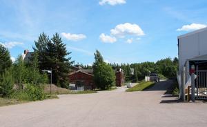 I programmet för Koppardalen finns bostäder i nordöstra delen med.