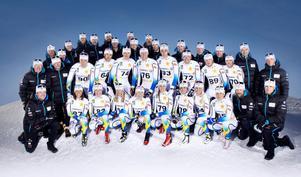 Rikard Grip är förbundskapten över det svenska längdlandslaget. FOTO: Ulf Palm