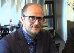 David Marcusson är en del av förslaget till ny styrelse i Modo Hockey.