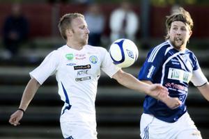 Niklas Holm och Joakim Karlsson.