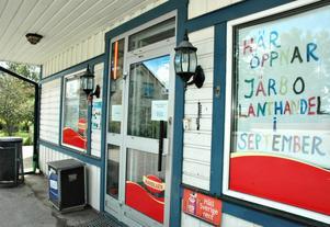 LANTHANDEL. Om drygt en månad öppnas närbutiken i Järbo igen–i ny regi och som lanthandel.