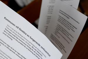 Borlänge Tennisklubb skriver brev till politikerna i Borlänge kommun, om förslaget om att överlåta tennishallen till Islamiska förbundet.