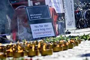 Föreningen Glöm Aldrig Pela och Fadime uppmärksammar hedersförtrycket.
