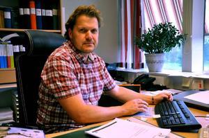 Ola Regnander är ekonomichef i Härjedalens kommun.