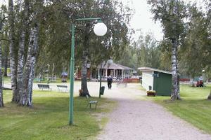 På lördag och söndag kan man besöka Forsparken i Alfta under årets Stormässa.