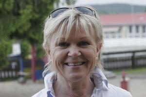 Rektorn Ulla Winza, 56 år, startade  i lite psykologiskt motlut. Men blev snabbt accepterad och omtyckt av underlydande. På ett drygt år hade hon lärt känna alla barn och deras föräldrar. Är ständigt ute bland sina medarbetare och nöter inte kontorsstolen.