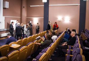 Flera olika samhällsinstanser besökte konferensen.