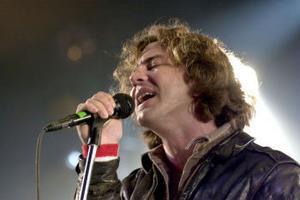 Eddie Vedder i Seattlebandet Pearl Jam blev en förebild för grungare.