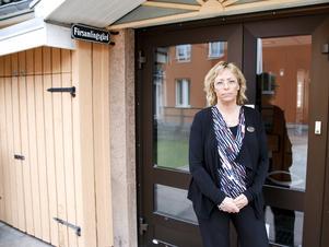 Renee Holmberg, samordnare för Hudiksvalls kommuns krisstöd.