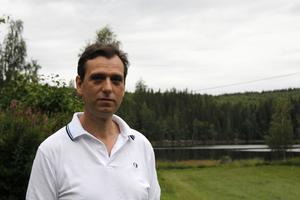 Claudio Skubla, från Taxiförbundet