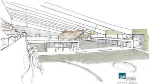 Ombyggnad. 50-åriga Rocklundahallen föreslås byggas om för allehanda tävlings- och motionsidrott.