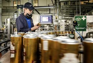Spendrups Mariestadsöl var bästsäljare på systembolaget under 2015