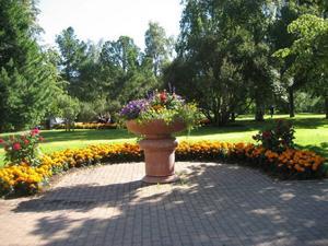 En fin park i Luleå borde kunna inspirera till något liknande i Östersund, tycker insändarskribenten.Foto: Seved Johansson