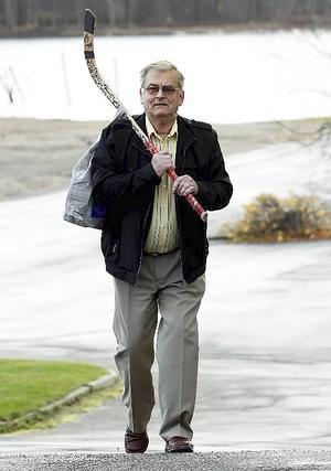 Farfar Björn Swartswe – en kreativ profil i bandyns historia.