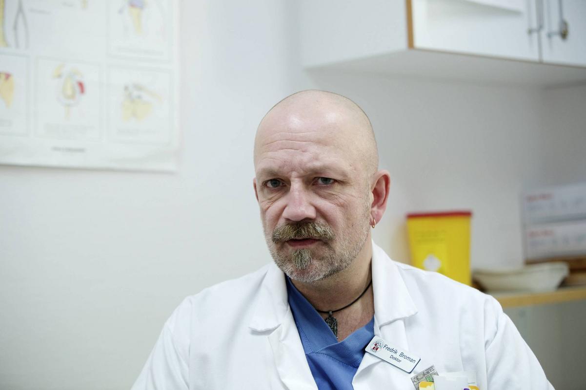 e431806d197 ÖVERLÄKARE FREDRIK BROMAN: Patienterna far illa på grund av  landstingsledningens misslyckade besparingar
