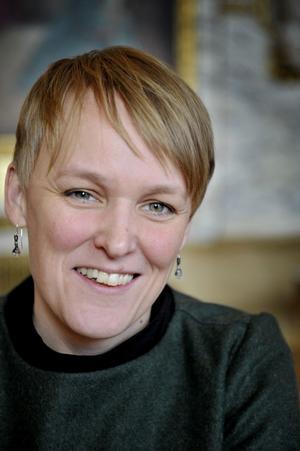 Maria Blom får stöd av Falu kommun i sin kommande film som spelas in i Falun.
